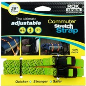 Image of Rok Straps Commuter Adjustable Reflective Stretch Strap