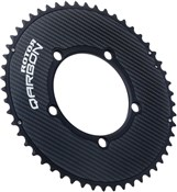 Image of Rotor NoQ Round Carbon Chainring