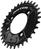 Image of Rotor NoQ X1 BCD 76 Chainring