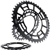 Image of Rotor QX3 104 BCD 104 Middle Chainring