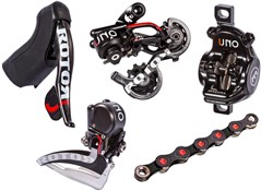 Image of Rotor Uno Road Disc Groupset