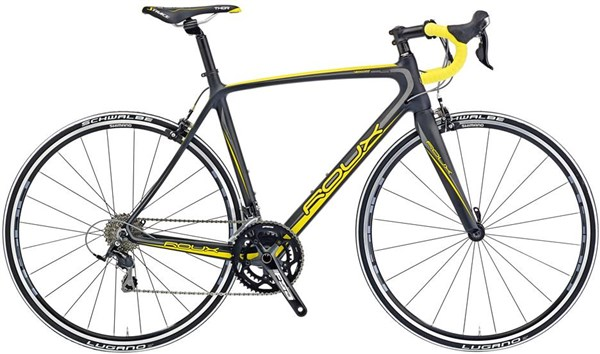 Image of Roux Vercors C9 2016 Road Bike