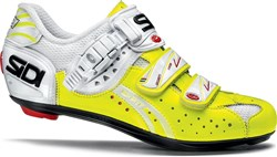 Image of SIDI Genius 5 Fit Carbon Lucido Road Cycling Shoes