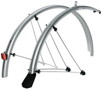 Image of SKS Chromoplastic Full Length Mudguards