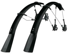 Image of SKS Raceblade Pro XL Stealth Series Mudguard Set
