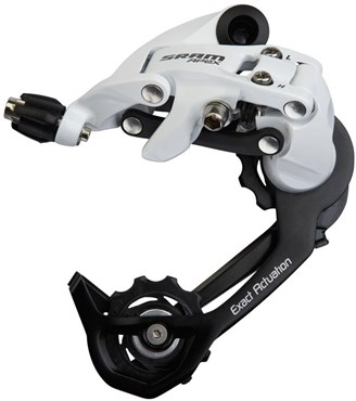 Image of SRAM Apex White WiFLi Road Rear Derailleur