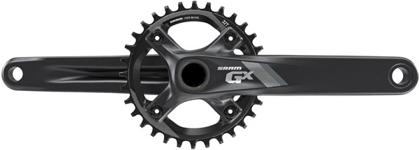 Image of SRAM Crank GX 1000 GXP 1x11 175 with 32t X-SYNC Chainring