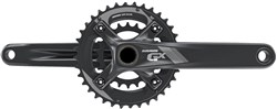 Image of SRAM Crank GX 1000 GXP - 2x10 Boost148 - 36-22  - (GXP Cups Not Included)