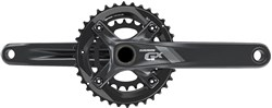 Image of SRAM Crank GX 1000 GXP 2x11 - All Mountain Guard 36-24 -  (GXP Cups Not Included)