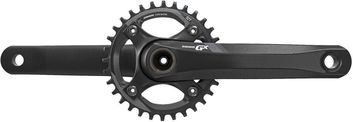 SRAM Crank GX 1400 BB30 - 1x11 32t -  X-SYNC Chainring  - (Bearings Not Included)