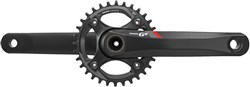 SRAM Crank GX 1400 GXP - 1x11 170mm - Red -  X-Sync Chainring (GXP Cups not Included)