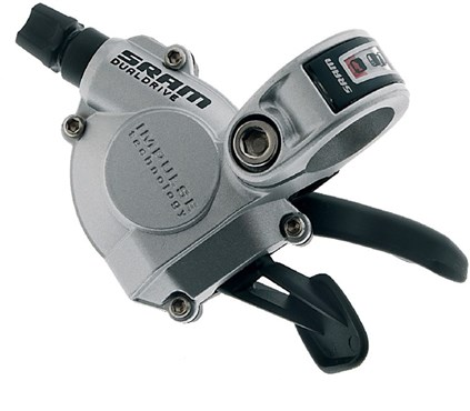 Image of SRAM DualDrive 3 Speed Left Hand Trigger Shifter