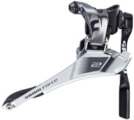Image of SRAM Force22 Fornt Derailleur Yaw Braze On With Chain Spotter