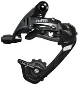 Image of SRAM Force22 Rear Derailleur Medium Cage 11-speed WiFli (Max 32T)
