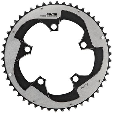 Image of SRAM Force22 X-Glide R Road Chain Ring 50T - BB30 or GXP (50-34)