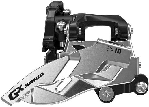 SRAM Front Derailleur GX 2x10 Low Direct Mount 38T Dual Pull