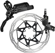 Image of SRAM Guide Ultimate Rear Disc Brake - Ti Hardware (Rotor/Mount Sold Separately)