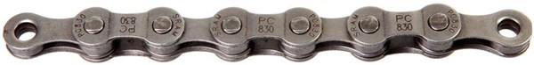 Image of SRAM PC830 7/8spd Chain Grey (114 Links)