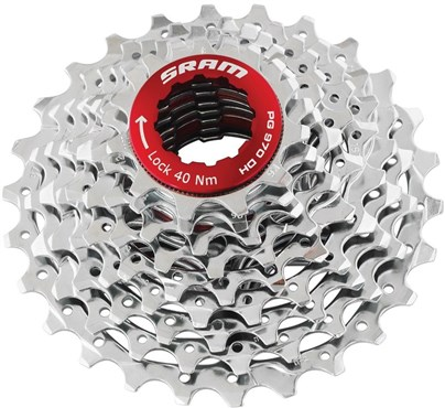 SRAM PG970 9 Speed Downhill Cassette