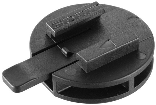 Image of SRAM QuickView Garmin GPS/Computer Mount Adaptor - (use with 605 and 705)