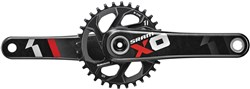 Image of SRAM X01 Crank - BB30 - 1X11 - Includes 32T Direct Mount Chainring (BB30 Cups NOT included)