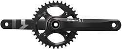 Image of SRAM X1 1400 BB30 Chainset / Crankset