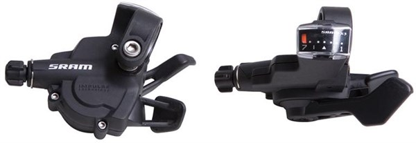 Image of SRAM X3 7 Speed Trigger Shifters