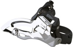 SRAM X7 Front Derailleur - 3x10 High Direct Mount Compact Top Pull