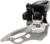 Image of SRAM X9 10 Speed Front Derailleur High Clamp