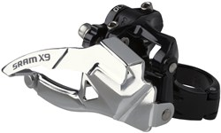 Image of SRAM X9 10 Speed Front Derailleur Low Clamp