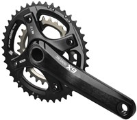 Image of SRAM X9 Fat Bike GXP 100mm Spindle 10sp Crank (GXP Cups Not Included)