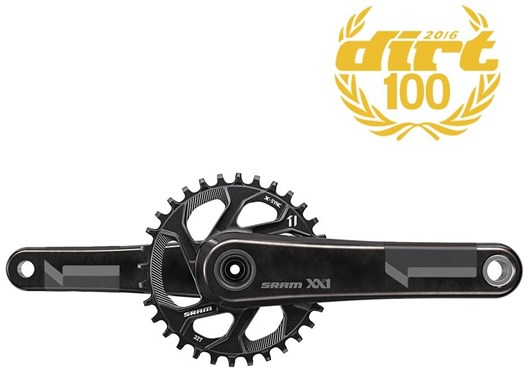 Image of SRAM XX1 Crank - BB30 - 1x11 - Q-Factor Includes 32T Direct Mount Chainring (BB30 - Cups NOT inc.)