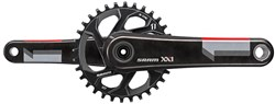 Image of SRAM XX1 Crank - GXP - 1x11 - Boost 148 - Q-Factor Direct Mount Chainring (GXP Cups NOT included)