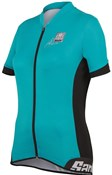 Image of Santini Aero Womens Short Sleeve Jersey