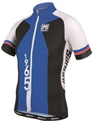 Image of Santini Atom Lightweight Short Sleeve Jersey
