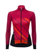 Image of Santini Coral 2 Winter Long Sleeve Womens Jersey AW17
