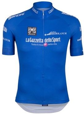 Image of Santini Giro d Italia 2015 King of the Mountain Short Sleeve Jersey
