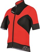 Image of Santini Photon Aero Short Sleeve Jersey
