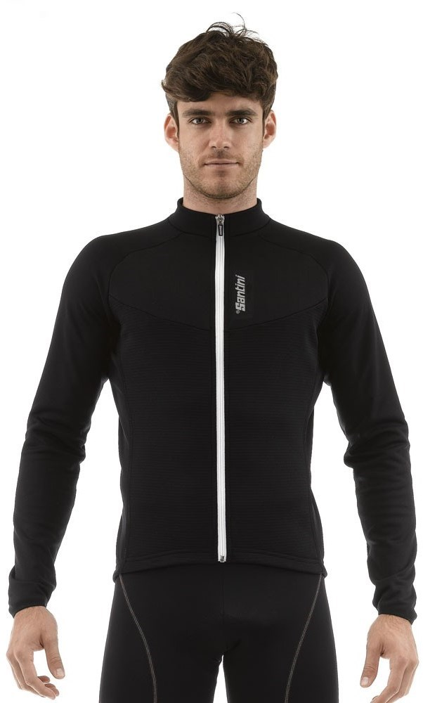 Santini Tempo Long Sleeve Cycling Jersey