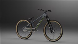 "Image of Saracen Amplitude AL Team 26"" 2017 Jump Bike"