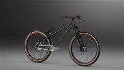 "Image of Saracen Amplitude CR3 26"" 2017 Jump Bike"