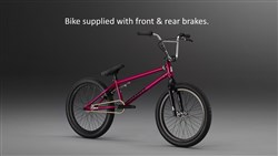 Image of Saracen Amplitude Frequency 2017 BMX Bike