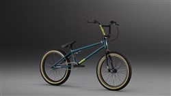 Image of Saracen Amplitude Wave 2017 BMX Bike