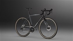 Image of Saracen Hack in Black 2017 Road Bike