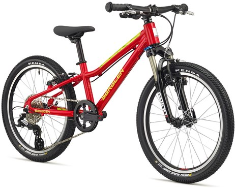 Image of Saracen Mantra 2.0 20w 2017 Kids Bike