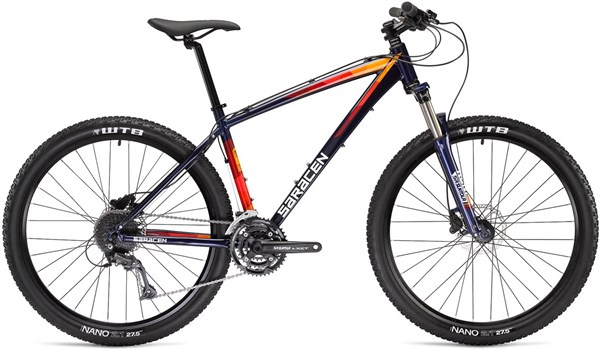 Saracen TuffTrax Comp Hydro Disc 2016 Mountain Bike
