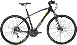 Image of Saracen Urban Cross 2 2016 Hybrid Bike