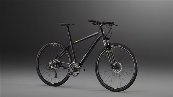 Image of Saracen Urban Cross 2 2017 Hybrid Bike