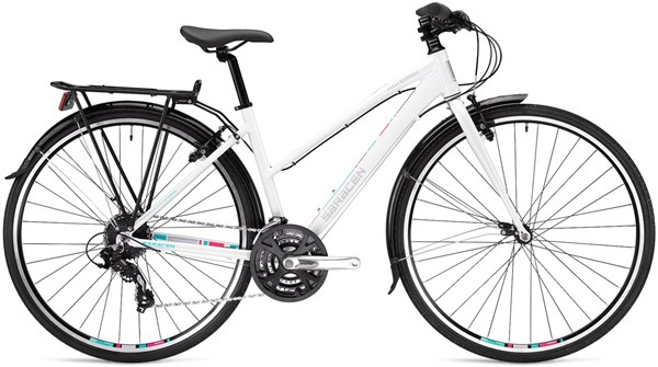Image of Saracen Urban Response Womens 2016 Hybrid Bike
