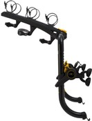 Image of Saris Bones RS Car Boot Rack - 3 Bikes